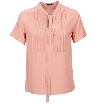Oblečenie Ženy Blúzky Joseph WOODY Ružová
