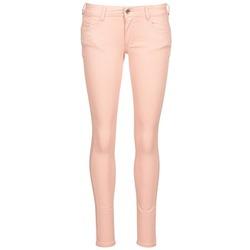 Oblečenie Ženy Džínsy Slim Kaporal QUINZE Ružová