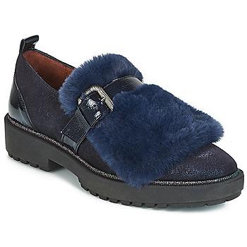 Topánky Ženy Derbie Hispanitas CURRY Námornícka modrá