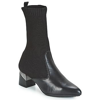 Topánky Ženy Čižmy do mesta Hispanitas LINO Čierna