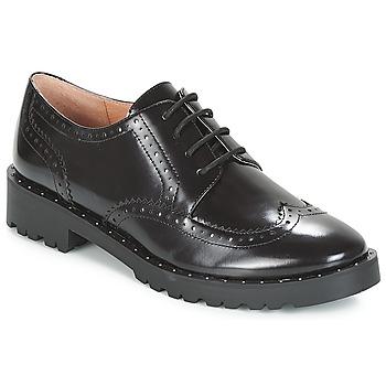 Topánky Ženy Derbie Karston OLENDA Čierna