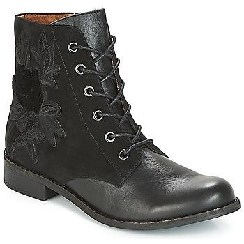 Topánky Ženy Polokozačky Karston ACAMI Čierna