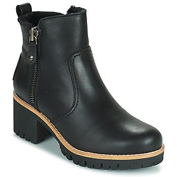 Topánky Ženy Polokozačky Panama Jack PAULINE Čierna
