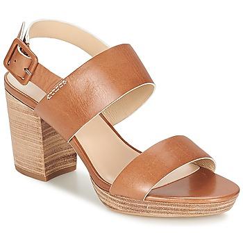 Topánky Ženy Sandále JB Martin SUBLIME ťavia hnedá