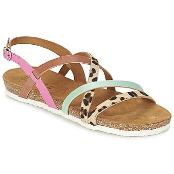 Topánky Ženy Sandále Bunker LAST MAHON Viacfarebná
