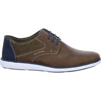 Topánky Muži Derbie Rieker 1782427 Hnedá