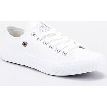Topánky Muži Nízke tenisky Big Star V174347 Biela