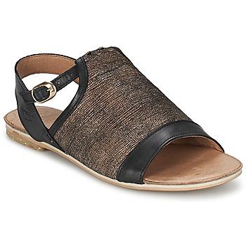 Topánky Ženy Sandále Coqueterra CRAFT Čierna