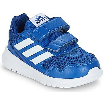 Topánky Deti Nízke tenisky adidas Performance ALTARUN CF I Modrá
