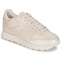 Topánky Ženy Nízke tenisky Reebok Classic CLASSIC LEATHER Ružová