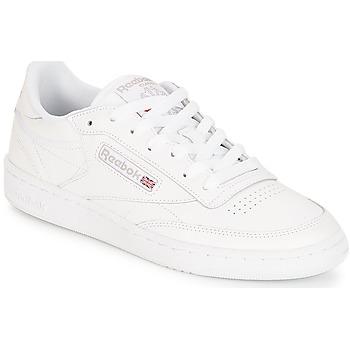 Topánky Ženy Nízke tenisky Reebok Classic CLUB C 85 Biela