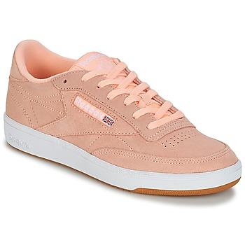 Topánky Ženy Nízke tenisky Reebok Classic CLUB C 85 Ružová