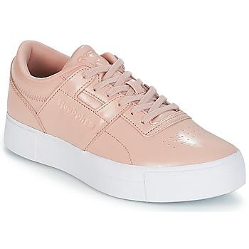 Topánky Ženy Nízke tenisky Reebok Classic WORKOUT LO FVS Ružová