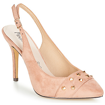 Topánky Ženy Sandále Menbur DINITARSA Béžová / Ružová