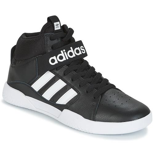 adidas Originals VARIAL MID Čierna - Bezplatné doručenie so Spartoo ... 41516a05870