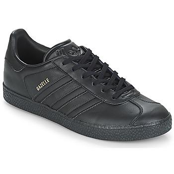 Topánky Deti Nízke tenisky adidas Originals GAZELLE J Čierna