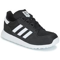 Topánky Deti Nízke tenisky adidas Originals OREGON C Čierna