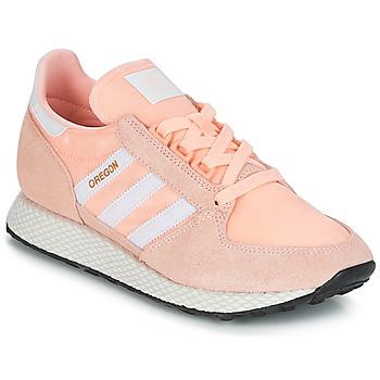 Topánky Ženy Nízke tenisky adidas Originals OREGON W Ružová