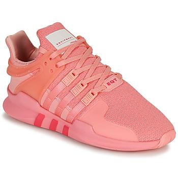 Topánky Ženy Nízke tenisky adidas Originals EQT SUPPORT ADV W Ružová