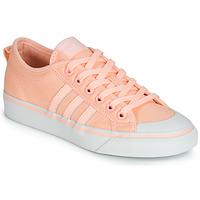 Topánky Ženy Nízke tenisky adidas Originals NIZZA W Ružová