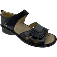Topánky Ženy Sandále Calzaturificio Loren LOM2524bl blu