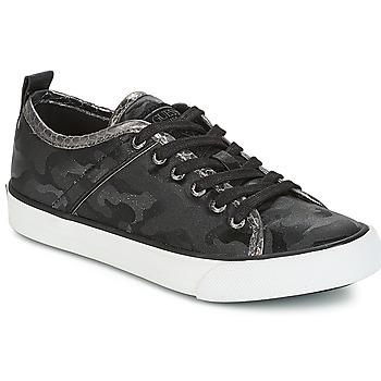 Topánky Ženy Nízke tenisky Guess JOLIE Čierna