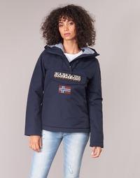 Oblečenie Ženy Parky Napapijri RAINFOREST WINTER Námornícka modrá