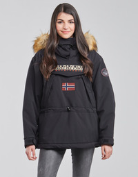 Oblečenie Ženy Parky Napapijri SKIDOO Čierna