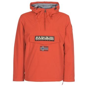 Oblečenie Muži Parky Napapijri RAINFOREST WINTER Oranžová