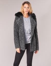 Oblečenie Ženy Kabáty Smash BATUATA Šedá