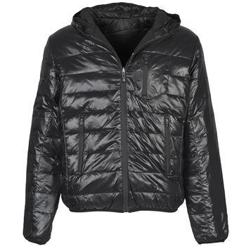 Oblečenie Muži Vyteplené bundy Umbro DIAMOND-DOUDOUNE-NOIR-SCHISTE Čierna