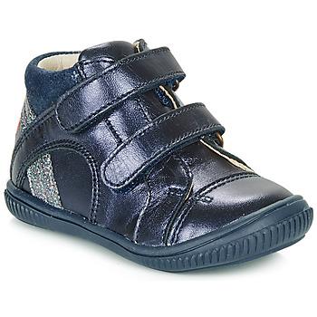 Topánky Dievčatá Členkové tenisky GBB ROXANE Modrá