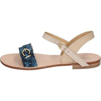 Topánky Ženy Sandále Calpierre Sandále BZ838 Modrá