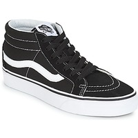 Topánky Členkové tenisky Vans SK8-MID REISSUE Čierna / Biela