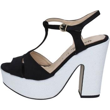 Topánky Ženy Sandále Geneve Shoes Sandále BZ897 Viacfarebná