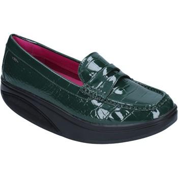 Topánky Ženy Mokasíny Mbt Mokasíny BZ906 Zelená