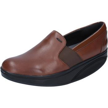 Topánky Ženy Mokasíny Mbt Mokasíny BZ910 Hnedá