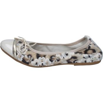 Topánky Ženy Balerínky a babies Crown Balerínky BZ939 Béžová