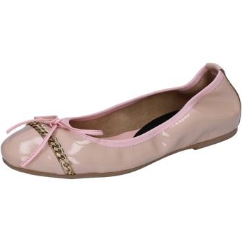 Topánky Ženy Balerínky a babies Crown ballerine rosa cipria vernice BZ941 Rosa
