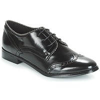Topánky Ženy Derbie Moony Mood JENNY Čierna