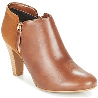 Topánky Ženy Nízke čižmy Moony Mood JINNY Ťavia hnedá