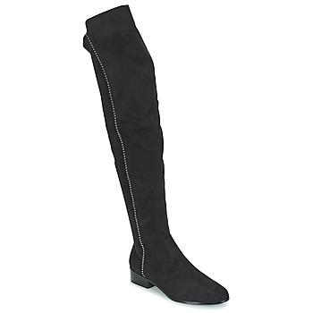 Topánky Ženy Vysoké čižmy Moony Mood JESSICA Čierna