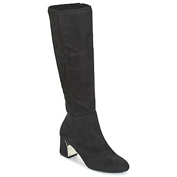 Topánky Ženy Čižmy do mesta Moony Mood JORDANA Čierna