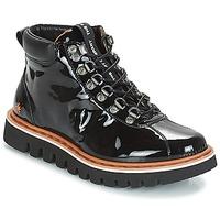 Topánky Ženy Polokozačky Art TORONTO Čierna