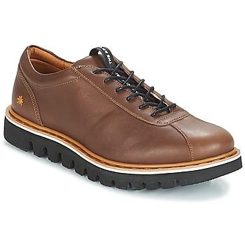 Topánky Muži Derbie Art TORONTO Hnedá