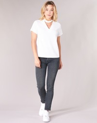 Oblečenie Ženy Džínsy Slim Diesel BABHILA Šedá