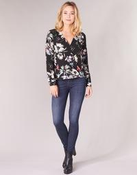 Oblečenie Ženy Džínsy Skinny Diesel SLANDY Modrá