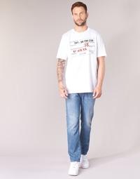 Oblečenie Muži Rovné džínsy Diesel MHARKY Modrá