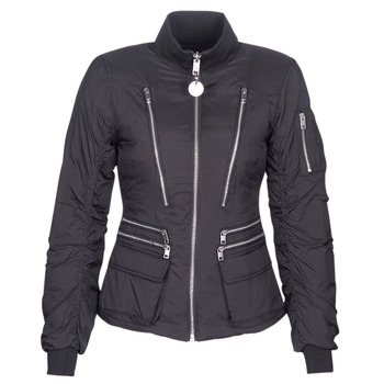 Oblečenie Ženy Vyteplené bundy Diesel W-BLANKYT Čierna