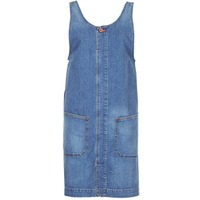 Oblečenie Ženy Krátke šaty Diesel DE DATY Modrá